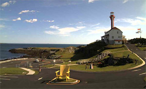 Cape Forchue Lighthouse Camera